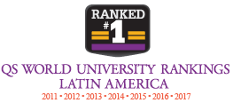 Ranked #1 Latin America